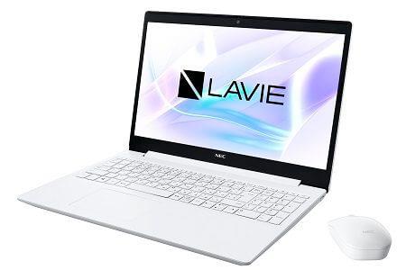 NEC LAVIE Direct NS(15.6型WXGA液晶搭載スタンダードスリムPC)