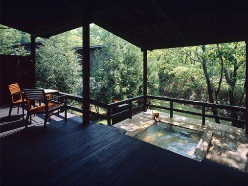 界 阿蘇の風呂
