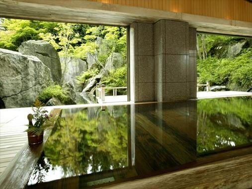 界津軽_大浴場