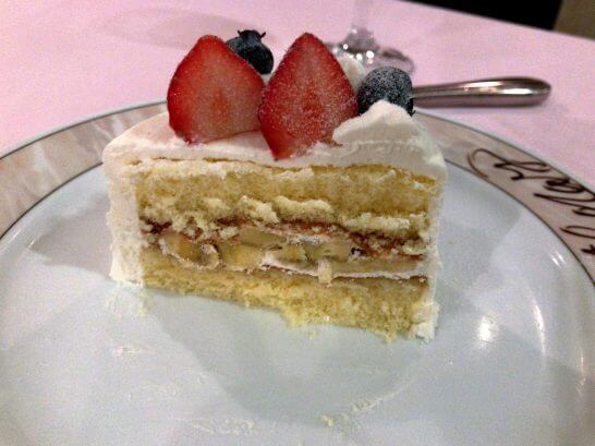 マーヴェラス パラディ白金のケーキ