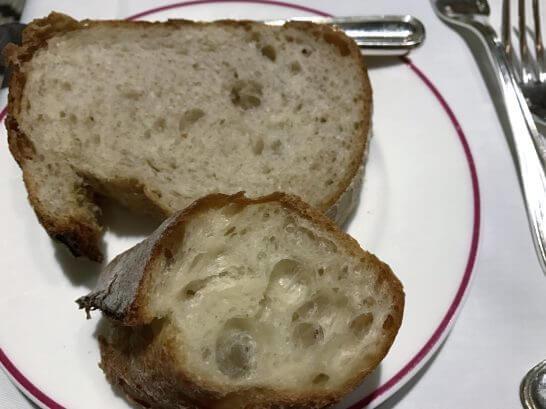 フレンチビストロ「ル ドール」 のパン