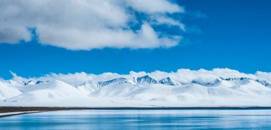海外の氷海