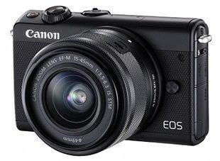 ミラーレスカメラ EOS M100 レンズキット