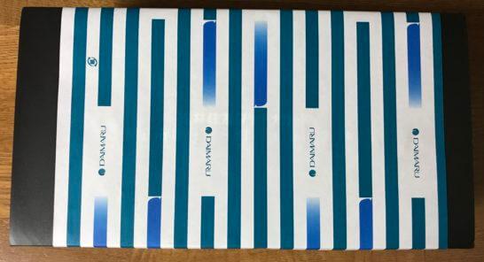 三井住友プラチナカードのメンバーズセレクションの箱