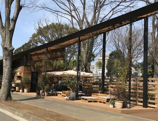 Mr.FARMER 駒沢オリンピック公園店のイベントスペース