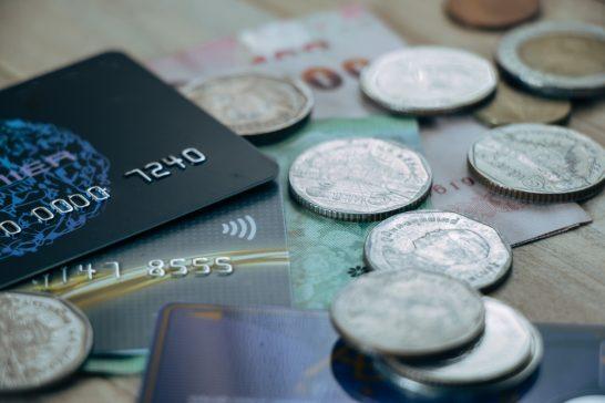 クレジットカードと通貨