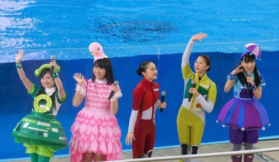 八景島シーパラダイスのショー60