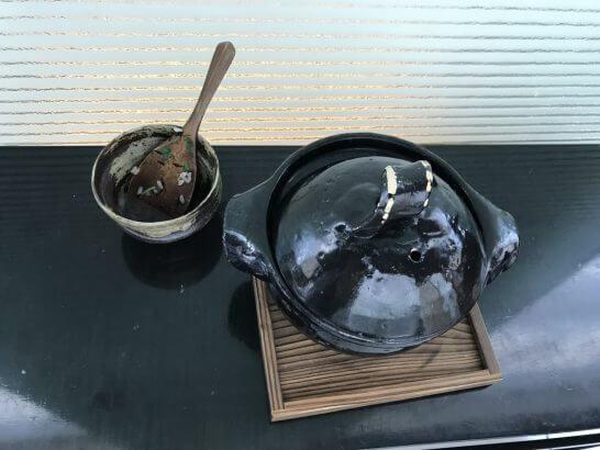 コンラッド東京の風花の土鍋ご飯