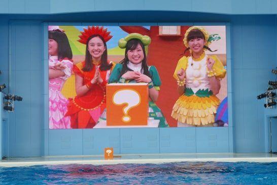 八景島シーパラダイスのショー3