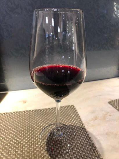 ラグジュアリーカードの特典で飲んだワールドワインバー by ピーロートのワイン