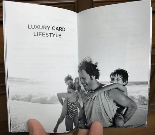 LUXURY CARD LIFESTYLE