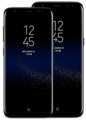Galaxy S8とS8+