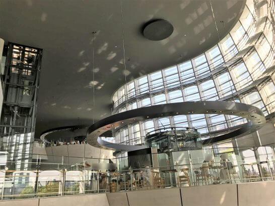 国立新美術館のカフェ