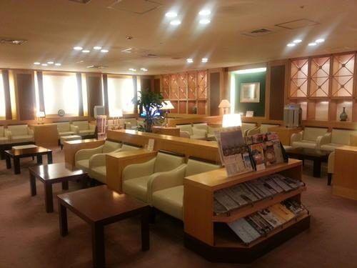 KAL BUSINESS CLASS LOUNGE(関空)