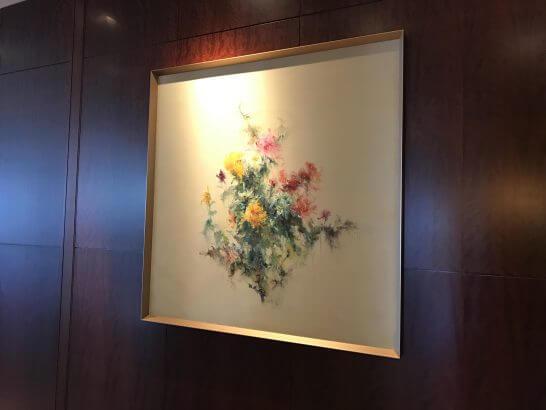 シャングリラホテル東京のインテリア (2)