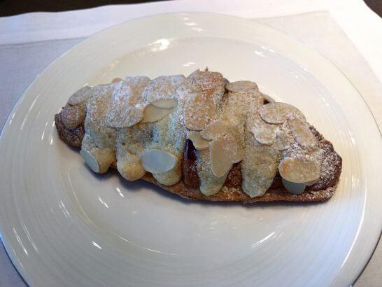 ピャチェーレの朝食ビュッフェのパン類 (1)