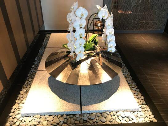 ザ・リッツ・カールトン東京のお花