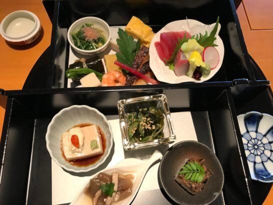ハイアットリージェンシー東京の佳香のランチ