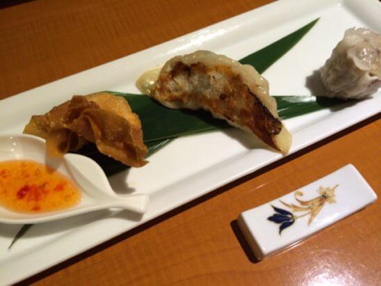 伊勢丹の中華料理 (点心)