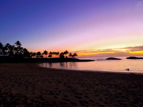 海外リゾートのハワイ