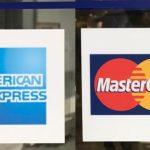 アメックスとMastercard