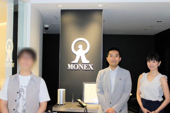 マネックスFX 安藤大輔さん、松﨑裕美さん、まつのすけ