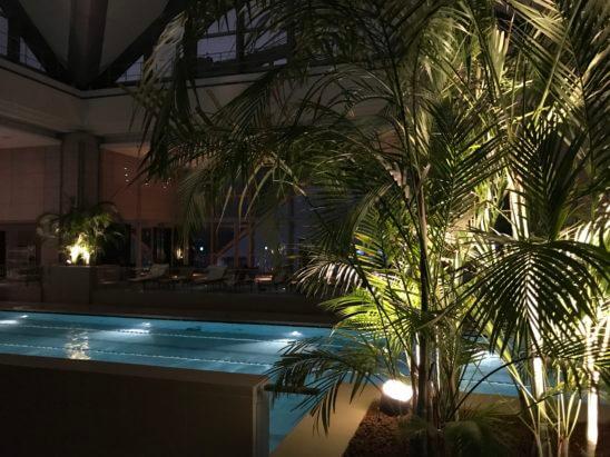 パークハイアット東京のプール