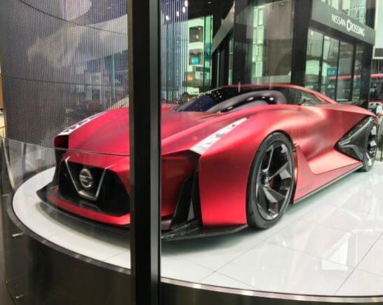 日産自動車のスポーツカー