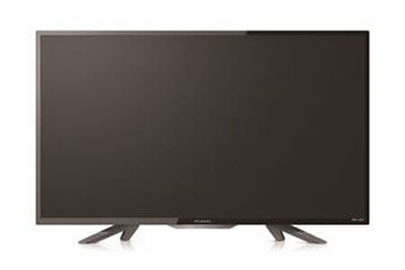 FUNAI 500GB内蔵HDD 43V型4K対応 LED液晶テレビ