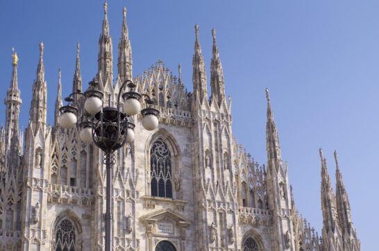 イタリアのミラノ