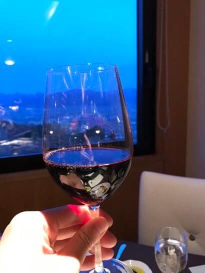 フルーツパーク富士屋ホテルの赤ワイン