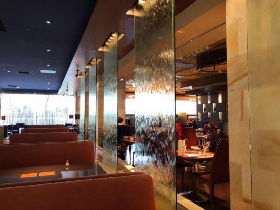 ヒルトン東京ベイの朝食会場