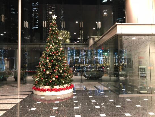 住信SBIネット銀行のオフィスがある泉ガーデンタワー (5)