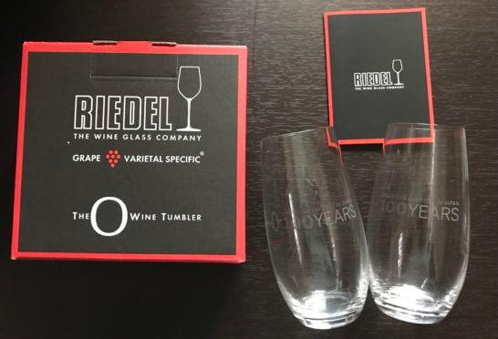 RIEDELのワイングラス