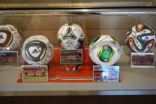 サッカー日本代表のボール