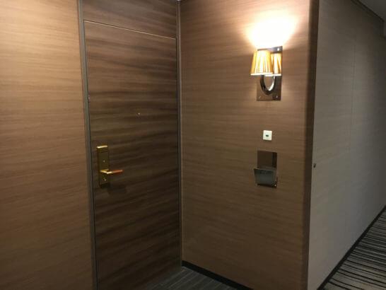 グランドプリンスホテル新高輪の部屋