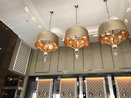 シャングリ・ラホテル東京のピャチェーレ (2)