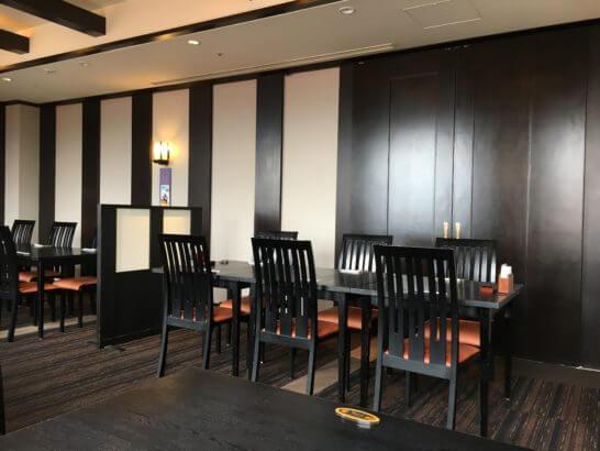 フルーツパーク富士屋ホテルの和食レストラン