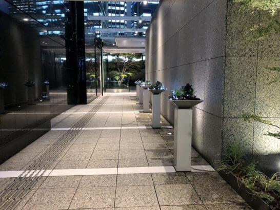 フォーシーズンズホテル丸の内 東京の出口