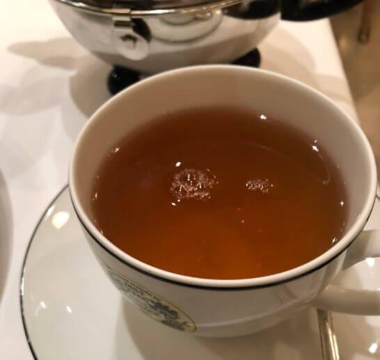 ラグジュアリーカード限定ブレンド「LUXURY TEA」の2杯目