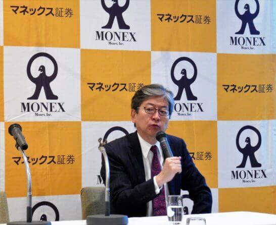 日経平均3万円への道のお話(マネックス証券 松本社長) (2)