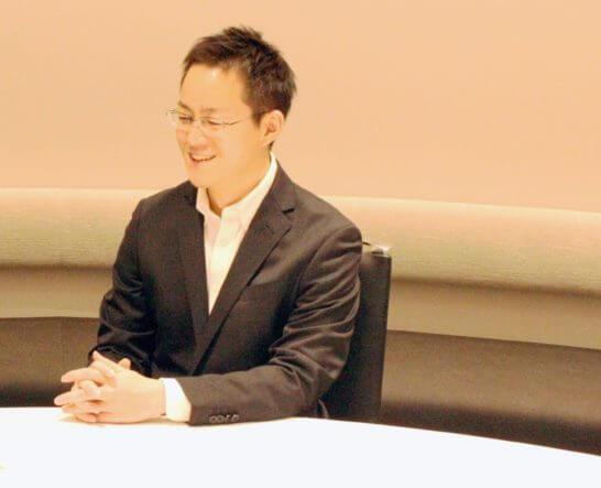 マネックス証券 プロダクト部マネージャーの清野翔太さん