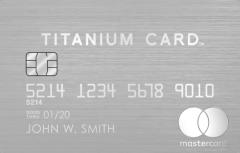 ラグジュアリーカード (チタンカード)