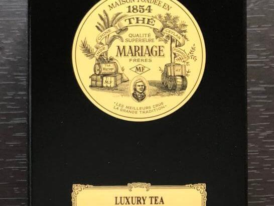 Luxury tea