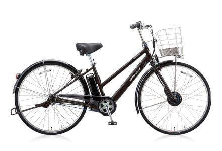 ブリヂストンの電動アシスト自転車「アルベルト e(S型)」