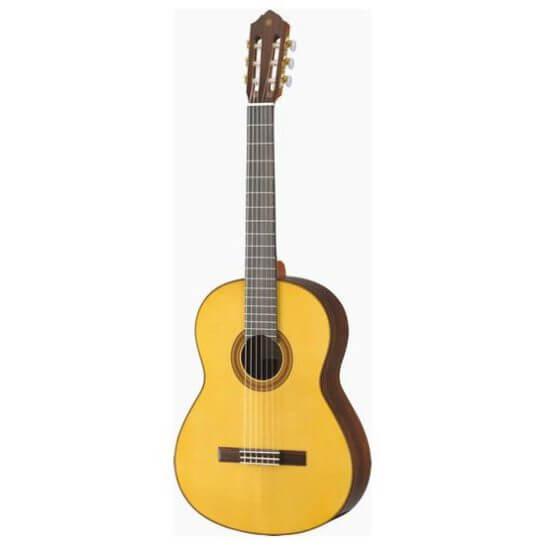 ヤマハクラッシクギター(CG162S)