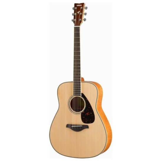 ヤマハフォークギター(FG840)