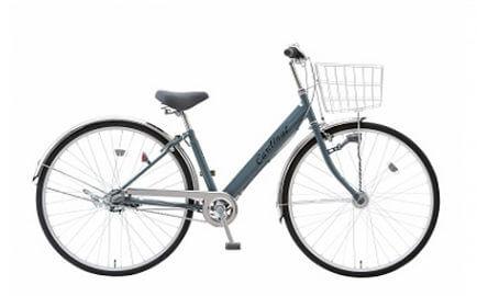 塩野自転車 カーディナル3段ギア27型