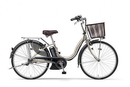 YAMAHA電動アシスト自転車(ナチュラM)
