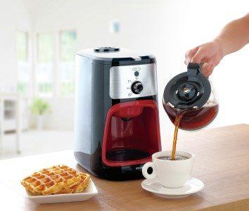 アイリスオーヤマ全自動コーヒーメーカー